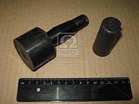 Палец рулевой ЗИЛ 130 с резьбой (в полиуретане) (Производство Украина) 120-3003032/п