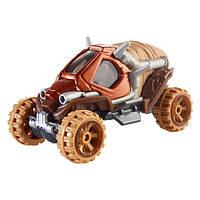 Машинка-героя серии Star Wars Hot Wheels