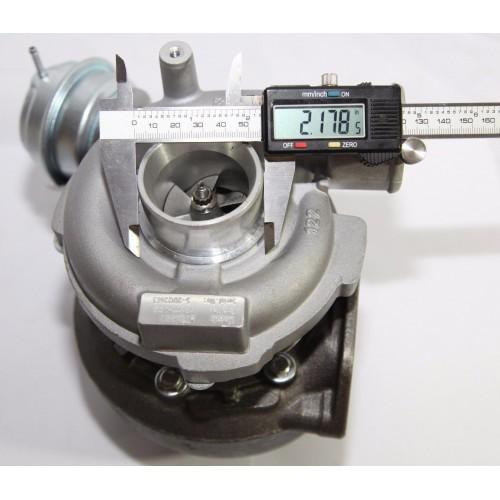 Ремонт турбокомпрессора (турбины )ТКР BMW (БМВ) 320 d (E46)