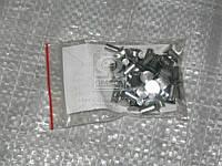 Заклепка 4х10 накладки колодки тормоза ГАЗ 24 (40шт) (производитель Украина) 1\05328\03
