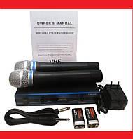 Радиосистема DM EW 100  база 2 радиомикрофона