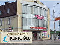 Витражи и двери фирмы «Куртоглу» (Турция), фото 1