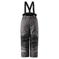 Зимние штаны на подтяжках для мальчиков Lassie 722695-9720. Размер 116 - 140.