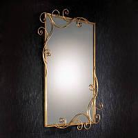 Зеркало в кованой раме (1000х500 мм)