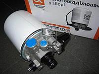 Кран Влагоотделителя 3-выхода MB, MAN, IVECO, DAF (с фильтром) 24В  32101090