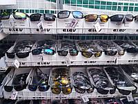 Мужские солнцезащитные очки спорт микс крупным оптом купить в Украине Одесса опт 7 км