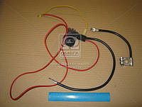 Провод АКБ ВАЗ-2108, ВАЗ-2109 (свинец) 10 мм.кв (пр-во Альфа Сим) 15508
