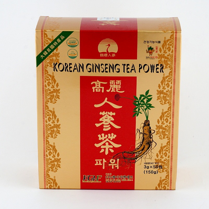 Корейский женьшеневый чай 50