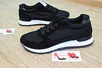 Кроссовки женские реплика Nike AIR черные