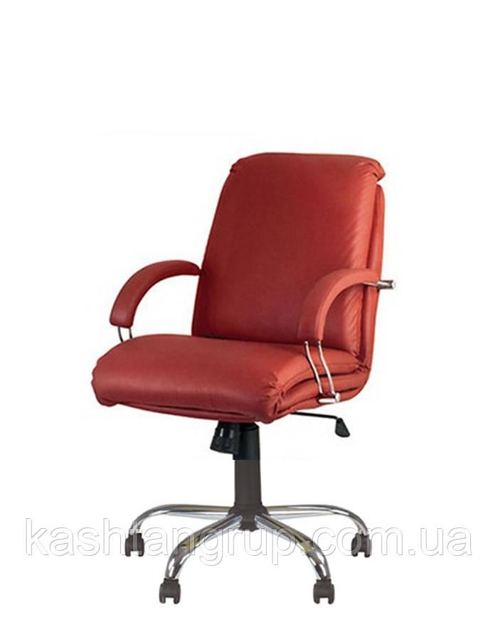Кресло NADIR steel LB Tilt CHR68