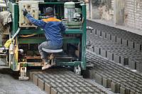 Шлакоблок (стеновые блоки) производство Харьков.