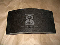 Накладка тормозная МАЗ 500 передний (производитель УралАТИ) 500-3501105