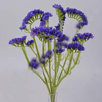 Букет Лимониум фиолетовый 40см Цветы искусственные