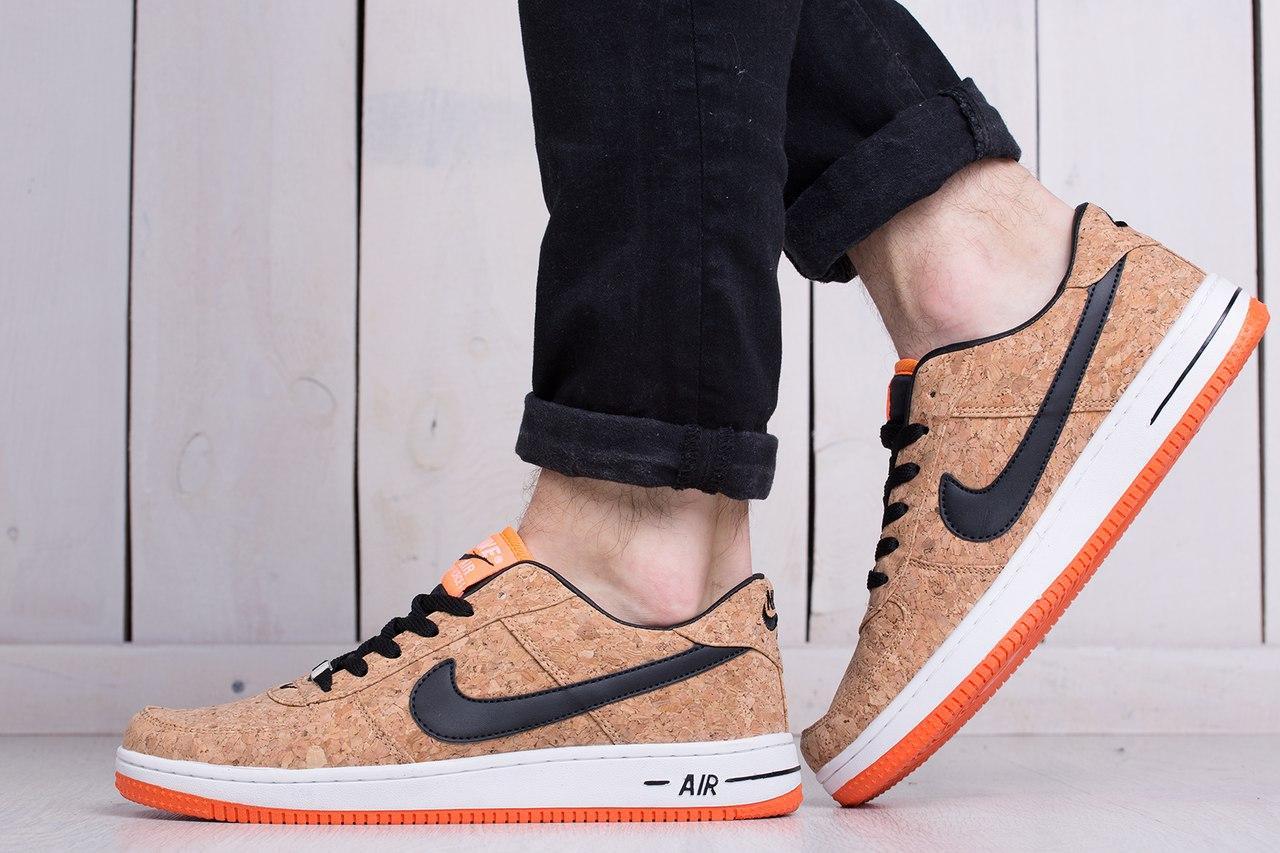 code promo 4d455 77b46 Кроссовки мужские Nike Air Force 1 Mid Cork (реплика)