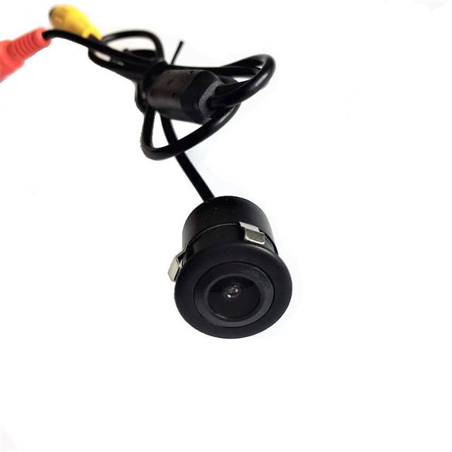 Врезная универсальная камера заднего вида CCD
