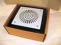 Встроенная вытяжка для маникюрного стола Dekart 2 (черная) 180 куб. м/год