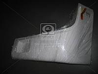 Буфер бампера Богдан 092 переднего левый (клык) белый RAL 9003  А092-2803033-9003ДК