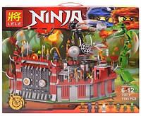 Конструктор Ninja Осада крепости Ву 31011
