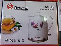 Керамический электро чайник Domotec DT-122
