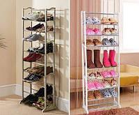 Органайзер для обуви Amazing shoe rack, полка для обуви на 30 пар