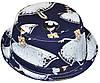 Шляпа детская котелок балерина