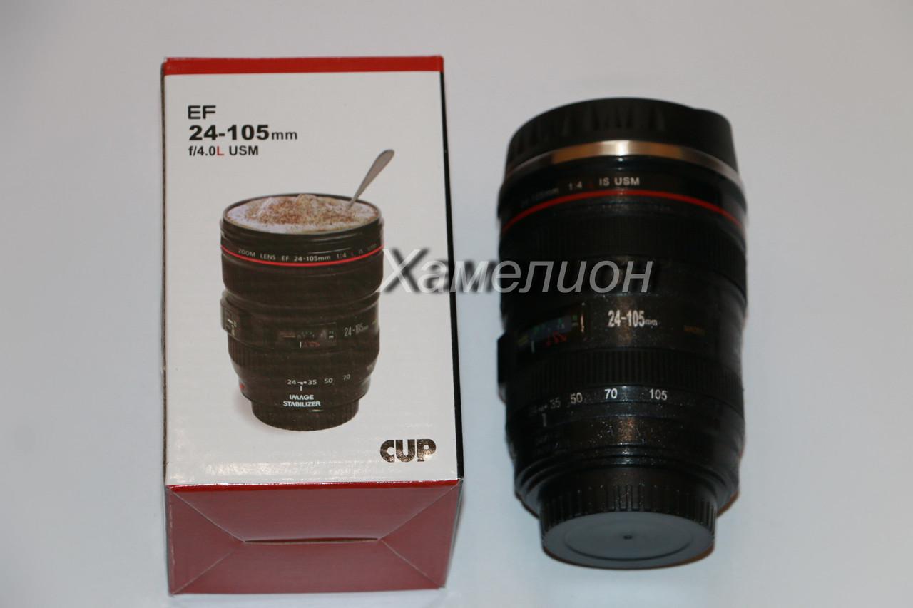 Термокружка объектив Caniam 24-105L