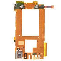 Шлейф для Nokia 920 Lumia. межплатный. с камерой. c SIM-коннектором