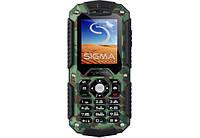 Мобильный телефон Sigma mobile X-treme IT67 Dual Sim Khaki официальная гарантия