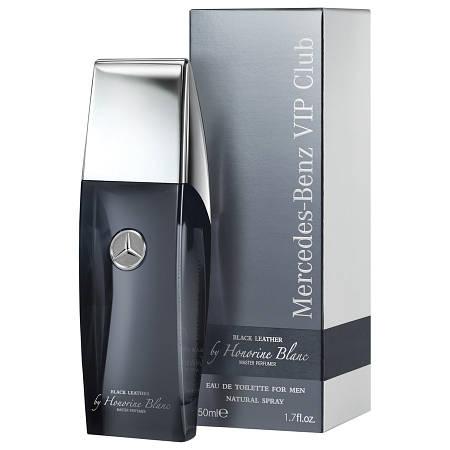 Туалетная вода Mercedes-Benz Black Leather 100 ml