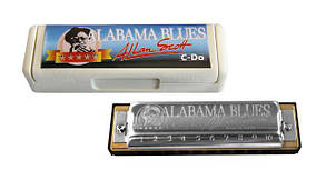 Гармошка губная HOHNER AlabamaBlues C*