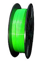 PLA пластик 0,5 кг, 1.75 мм, зеленый
