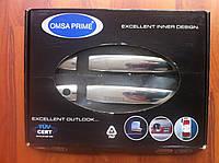 Накладки на ручки Toyota Avensis (Omsa)