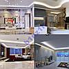Лента светодиодная белая LED 5630 White - 5 метров в силиконе!Акция, фото 4