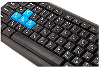 Клавиатура LogicPower LP-KB 000 синие кнопки