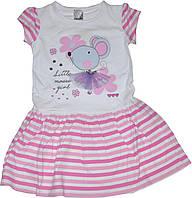 Платье Мышка детское для девочки, 98 р