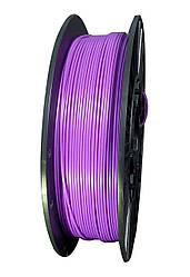 АБС нить 1.75 мм 0,5 кг  для 3d принтеров и ручек, цвет - фиолетовый