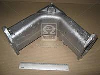 Патрубок коллектора МАЗ соединительный (производитель ЯМЗ) 236Д-1115032