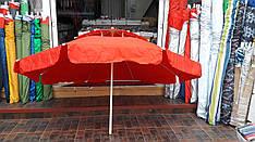 Зонт круглый 3 м. с двойным клапаном
