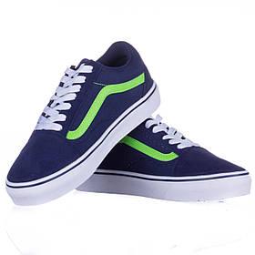Кеды Vans Old Skool синие