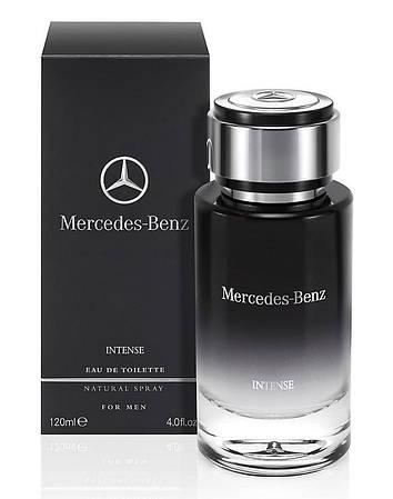 Туалетная вода Mercedes-Benz For Men Intense 120 ml
