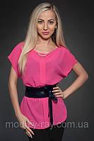 Качественная женская блуза из шифона