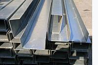 Швеллер стальной горячекатаный 12П