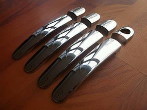 Накладки на ручки Skoda Superb 2001+ (OMSA)