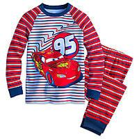 """Пижама для мальчика Disney """"Молния Мак Квин""""  (США, оригинал), р.3,4"""