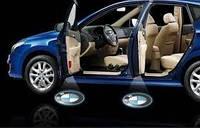 Подсветка проектор логотипа авто на двери