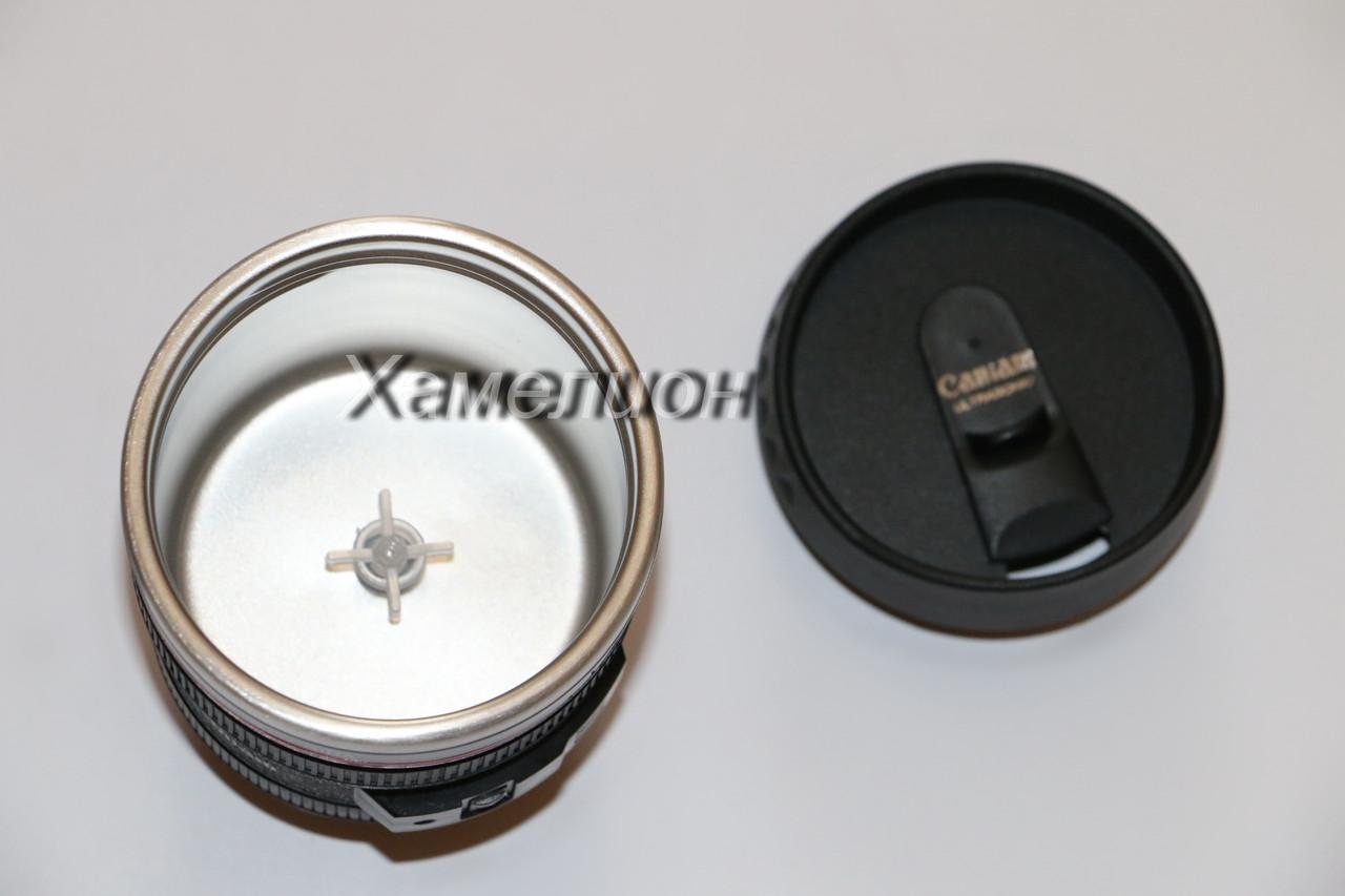 Термокружка объектив 24-105M c мешалкой