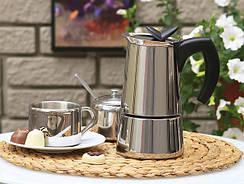 Кофеварки гейзерные, турки