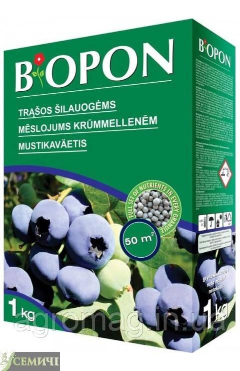 Biopon для черники 1кг