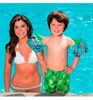 Детские надувные нарукавники для плавания Intex 23 х 15 см   56647