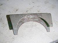 Хомут глушителя ГАЗ 53, 3302, СОБОЛЬ (для компл карт 031228) (производитель ГАЗ) 53А-1203031